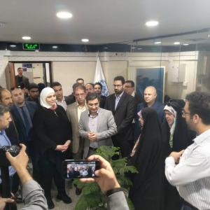 بازدید وزیر کار سوریه