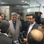 بازدید شهردار تهران